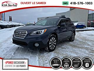 Used 2017 Subaru Outback 2.5i *GROUPE Limited *Familiale 5 portes for sale in Québec, QC