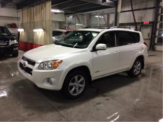 Used 2012 Toyota RAV4 LIMITED  for sale in Gatineau, QC