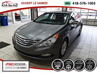 Used 2014 Hyundai Sonata GLS *TOIT *CAMERA *BLUETOOTH for sale in Québec, QC
