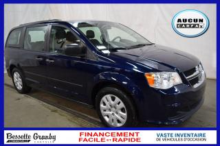 Used 2015 Dodge Grand Caravan SE +AUCUN CARFAX+ for sale in Cowansville, QC