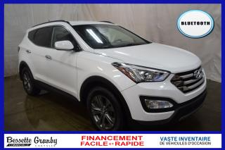 Used 2014 Hyundai Santa Fe Sport 2.4 Luxury +Bluetooth, SIÈGES CHAUFFANTS+ for sale in Cowansville, QC