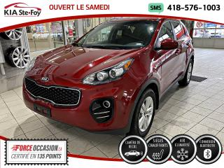 Used 2019 Kia Sportage LX *AWD *CAMERA *SIEGES CHAUFFANTS for sale in Québec, QC