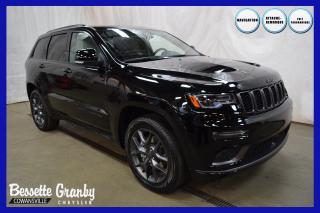 Used 2020 Jeep Grand Cherokee Limited X +TOIT PANO, HITCH+ for sale in Cowansville, QC