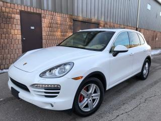 Used 2014 Porsche Cayenne NAVI-CAMERA-BLIND SPOT-PANO ROOF-BOSE for sale in Toronto, ON