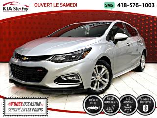 Used 2018 Chevrolet Cruze RS *MAGS *CRUISE *AIR CLIMATISÉLT for sale in Québec, QC