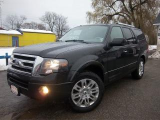 Used 2014 Ford Expedition Limited  for sale in Oshawa, ON