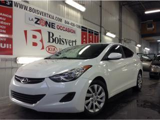 Used 2013 Hyundai Elantra ELANTRA AUTOMATIQUE FULL DÉMARREUR A DISTANCE !!! for sale in Blainville, QC