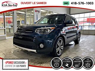 Used 2017 Kia Soul EX Premium *BA *SIEGES CHAUFFANTS *CAMER for sale in Québec, QC