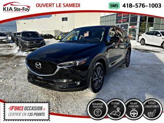 Used 2017 Mazda CX-5 GT *AWD *TOIT *VOLANT CHAUFFANT for sale in Québec, QC