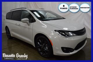 Used 2020 Chrysler Pacifica Touring-L +Allure S, NAVIGATION+ for sale in Cowansville, QC