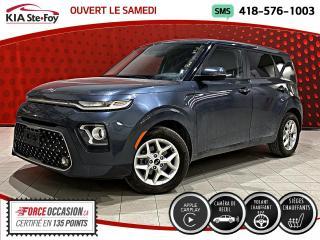 Used 2020 Kia Soul EX *automatique *CARPLAY *CAMERA *A/C for sale in Québec, QC