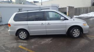 Used 2002 Honda Odyssey Auto, 7 Pass, 3/Y Warranty Available. for sale in Toronto, ON
