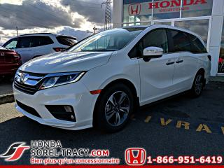 Used 2019 Honda Odyssey EX BA for sale in Sorel-Tracy, QC