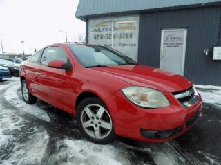 Used 2010 Chevrolet Cobalt ***LT 1SA,AUTOMATIQUE,A/C,MAGS*** for sale in Longueuil, QC