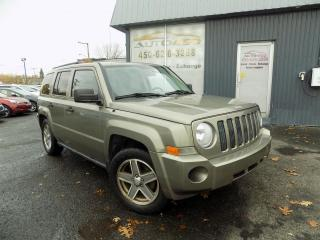 Used 2008 Jeep Patriot ***SPORT,A/C,MAGS,GROUPES ELECTRIQUE*** for sale in Longueuil, QC