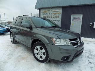 Used 2012 Dodge Journey ***SXT,7 PLACES,BAS KILO,1 PROPRIO*** for sale in Longueuil, QC
