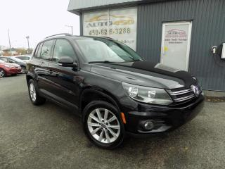 Used 2012 Volkswagen Tiguan ***HIGHLINE,4MOTION,CUIR,TOIT PANO*** for sale in Longueuil, QC