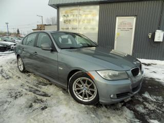 Used 2011 BMW 3 Series ***323i,AUTOMATIQUE,CUIR,PNEUS D'HIVER S for sale in Longueuil, QC