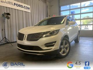 Used 2016 Lincoln MKC Premier   TI for sale in St-Hyacinthe, QC