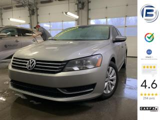 Used 2012 Volkswagen Passat Trendline for sale in St-Hyacinthe, QC