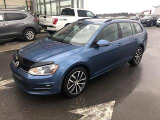 Used 2017 Volkswagen Golf Sportwagen 1.8 TSI Comfortline, TOIT PANO, MAGS for sale in Lévis, QC