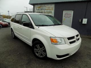 Used 2010 Dodge Grand Caravan ***SE,STOW&GO,DVD,MAGS,CAMERA RECUL*** for sale in Longueuil, QC