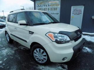 Used 2011 Kia Soul ***2U,PNEUS D'HIVER,AUTOMATIQUE,A/C,TOIT for sale in Longueuil, QC