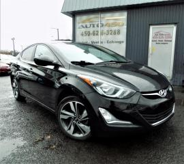 Used 2016 Hyundai Elantra ***GLS,TOIT OUVRANT,MAGS,BLUETOOTH*** for sale in Longueuil, QC
