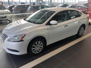 Used 2014 Nissan Sentra S, AUTO, A/C, 34.95$/SEM for sale in Lévis, QC