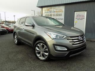 Used 2013 Hyundai Santa Fe ***SE,AWD,AUCUN ACCIDENT,TURBO,CUIR,TOIT for sale in Longueuil, QC