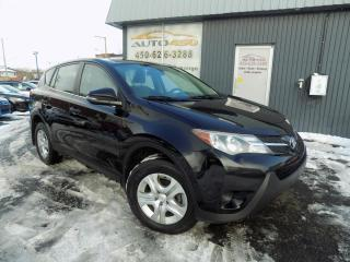 Used 2013 Toyota RAV4 ***LE,4X4,AUTOMATIQUE,BLUETOOTH,MAGS*** for sale in Longueuil, QC