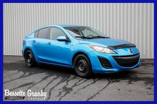 Used 2010 Mazda MAZDA3 GS for sale in Cowansville, QC
