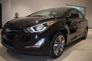 Used 2016 Hyundai Elantra GLS AUTOMATIQUE for sale in St-Eustache, QC
