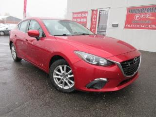 Used 2014 Mazda MAZDA3 GS-SKY  MAG A/C GR ELECT CAM RECUL for sale in St-Jérôme, QC