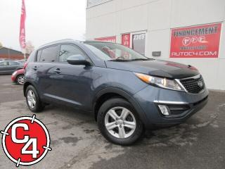 Used 2011 Kia Sorento LX V6 AWD MAG A/C GR ELECT BLUETOOTH HITCH for sale in St-Jérôme, QC