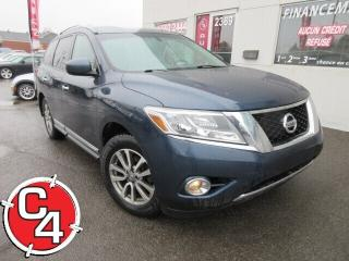 Used 2013 Nissan Pathfinder SL AWD CUIR MAG 7 PASS A/C for sale in St-Jérôme, QC