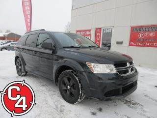 Used 2011 Dodge Journey BLACK EDITION MAG VITRE TEINTÉ for sale in St-Jérôme, QC