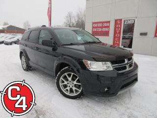 Used 2013 Dodge Journey CREW V6 TOIT 7 PASS for sale in St-Jérôme, QC