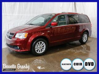 Used 2019 Dodge Grand Caravan 35eme Anniversaire +DVD for sale in Cowansville, QC
