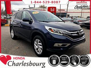 Used 2016 Honda CR-V SE AWD **RACK DE TOIT** for sale in Charlesbourg, QC