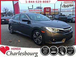 Used 2016 Honda Civic EX **TOIT OUVRANT**44 069 KM** for sale in Charlesbourg, QC