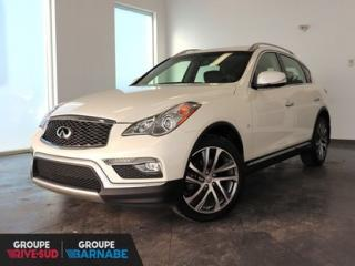 Used 2016 Infiniti QX50 AWD || TOIT || NAVIGATION || CAMERA 360 BAS KM JAMAIS ACCIDENTÉ for sale in Brossard, QC