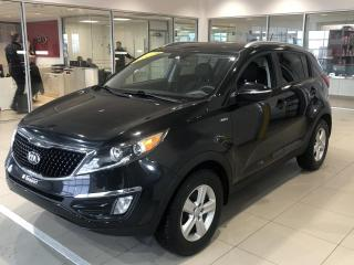 Used 2016 Kia Sportage SPORTAGE LX AWD for sale in Beauport, QC