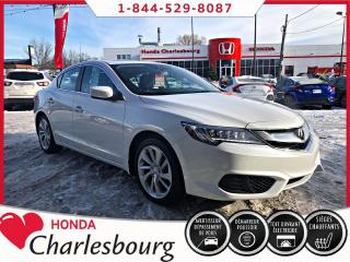 Used 2017 Acura ILX GROUPE TECHNOLOGIE **0 ACCIDENT** for sale in Charlesbourg, QC