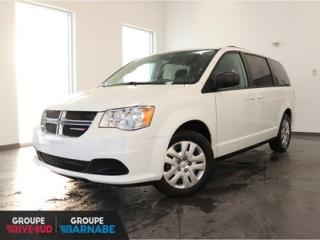Used 2018 Dodge Grand Caravan SXT STOW N GO || BLUETOOTH || 7 PASSAGERS STOW N GO for sale in Brossard, QC