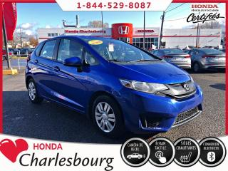 Used 2015 Honda Fit LX**AUTOMATIQUE**UN PROPRIÉTAIRE** for sale in Charlesbourg, QC