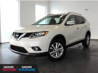 Used 2016 Nissan Rogue SV AWD || TECHNOLOGIES || NAVI || TOIT PANO JAMAIS ACCIDENTÉ for sale in Brossard, QC