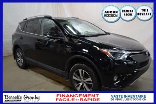 Used 2017 Toyota RAV4 XLE +TOIT OUVRANT, Aucun Carfax+ for sale in Cowansville, QC