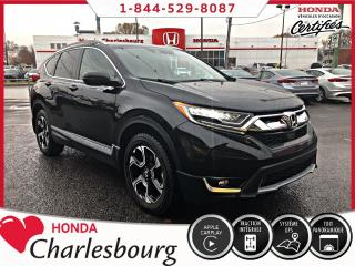 Used 2018 Honda CR-V TOURING AWD**GARANTIE 10 ANS 200,000KM** for sale in Charlesbourg, QC