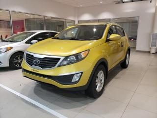 Used 2011 Kia Sportage LX FWD for sale in Beauport, QC